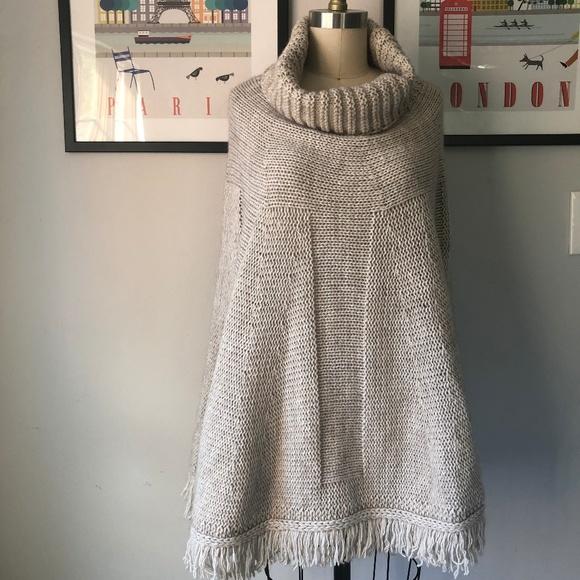 0e08ea80d9c Iperico Sweaters - ❄ Italian Poncho Sweater